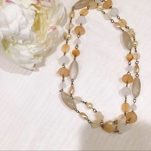 Jewelry - Beautiful beaded necklace